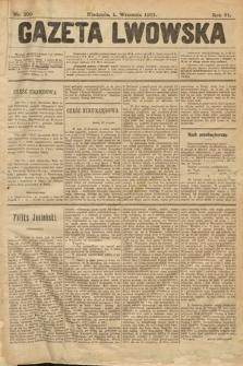 Gazeta Lwowska. 1901, nr200