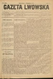 Gazeta Lwowska. 1901, nr203