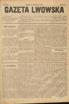 Gazeta Lwowska. 1901, nr204