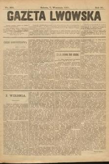Gazeta Lwowska. 1901, nr205