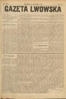 Gazeta Lwowska. 1901, nr206