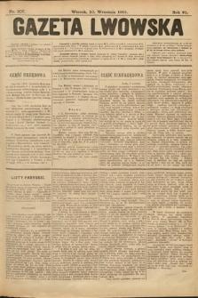 Gazeta Lwowska. 1901, nr207
