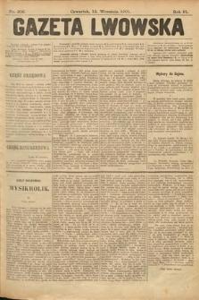 Gazeta Lwowska. 1901, nr209