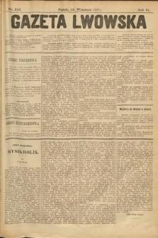 Gazeta Lwowska. 1901, nr210