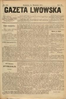 Gazeta Lwowska. 1901, nr212