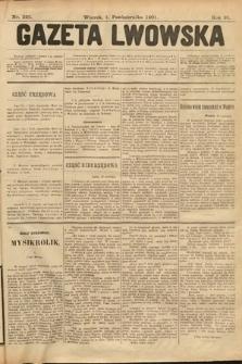 Gazeta Lwowska. 1901, nr225