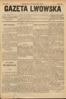 Gazeta Lwowska. 1901, nr227
