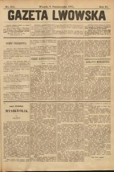 Gazeta Lwowska. 1901, nr231