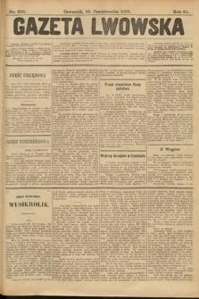 Gazeta Lwowska. 1901, nr233