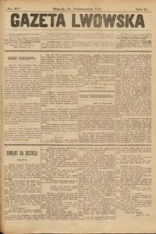 Gazeta Lwowska. 1901, nr237