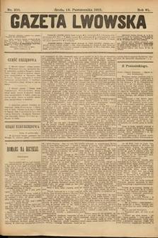 Gazeta Lwowska. 1901, nr238