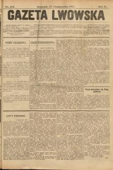 Gazeta Lwowska. 1901, nr239