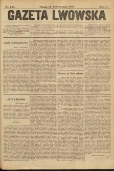 Gazeta Lwowska. 1901, nr240