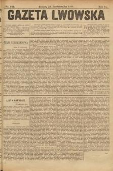Gazeta Lwowska. 1901, nr241