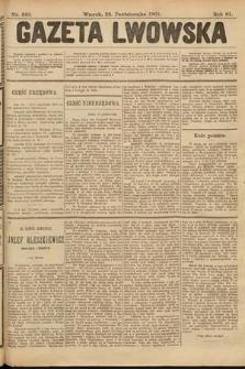 Gazeta Lwowska. 1901, nr243