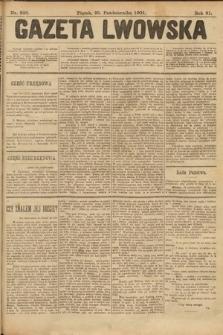 Gazeta Lwowska. 1901, nr246