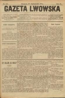 Gazeta Lwowska. 1901, nr248