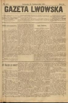 Gazeta Lwowska. 1901, nr251
