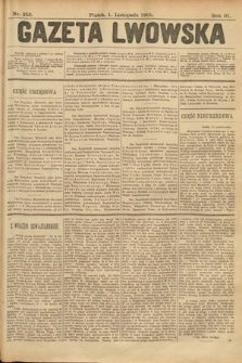 Gazeta Lwowska. 1901, nr252