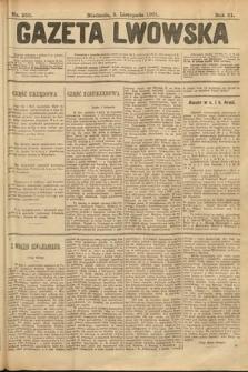 Gazeta Lwowska. 1901, nr253