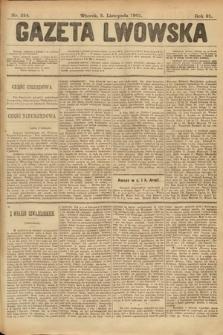 Gazeta Lwowska. 1901, nr254