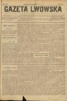 Gazeta Lwowska. 1901, nr255