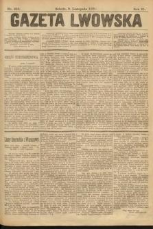 Gazeta Lwowska. 1901, nr258
