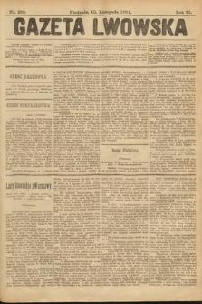 Gazeta Lwowska. 1901, nr259