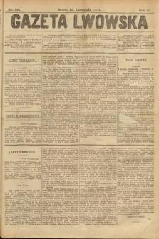 Gazeta Lwowska. 1901, nr261