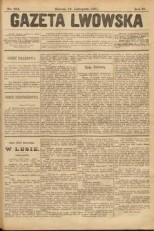 Gazeta Lwowska. 1901, nr264