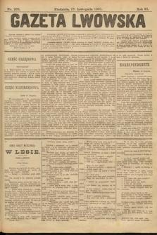 Gazeta Lwowska. 1901, nr265