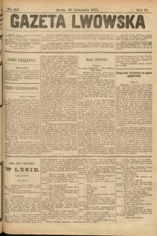 Gazeta Lwowska. 1901, nr267