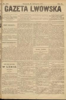 Gazeta Lwowska. 1901, nr268