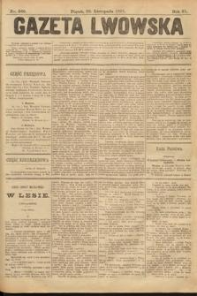 Gazeta Lwowska. 1901, nr269
