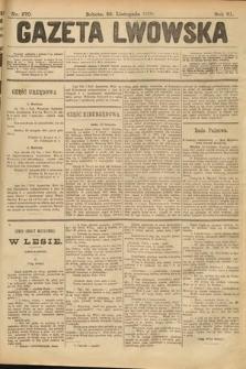 Gazeta Lwowska. 1901, nr270