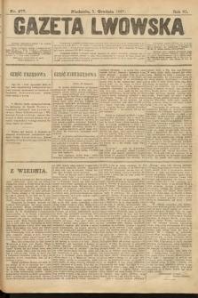 Gazeta Lwowska. 1901, nr277