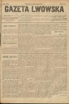 Gazeta Lwowska. 1901, nr278