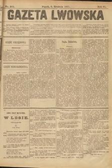 Gazeta Lwowska. 1901, nr281