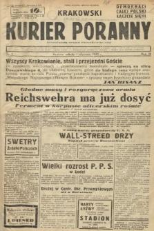 Krakowski Kurier Poranny : niezależny organ demokratyczny. 1938, nr1