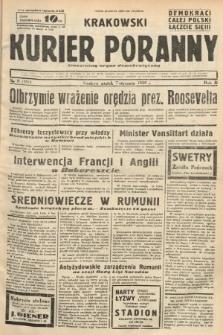 Krakowski Kurier Poranny : niezależny organ demokratyczny. 1938, nr6