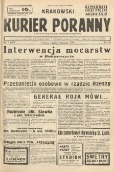 Krakowski Kurier Poranny : niezależny organ demokratyczny. 1938, nr7 (182)