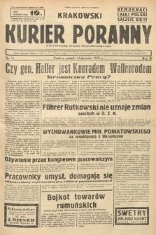 Krakowski Kurier Poranny : niezależny organ demokratyczny. 1938, nr13