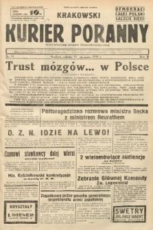 Krakowski Kurier Poranny : niezależny organ demokratyczny. 1938, nr14