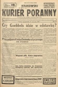 Krakowski Kurier Poranny : niezależny organ demokratyczny. 1938, nr16