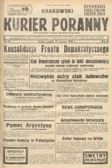 Krakowski Kurier Poranny : niezależny organ demokratyczny. 1938, nr20