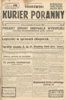 Krakowski Kurier Poranny : niezależny organ demokratyczny. 1938, nr23