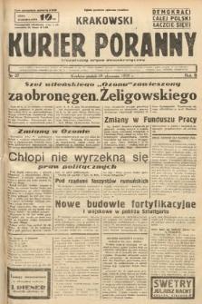 Krakowski Kurier Poranny : niezależny organ demokratyczny. 1938, nr27
