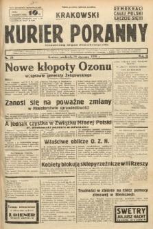 Krakowski Kurier Poranny : niezależny organ demokratyczny. 1938, nr29