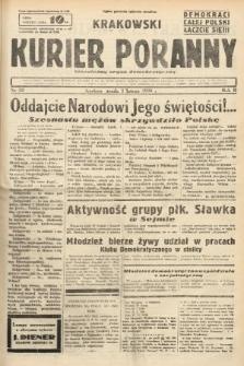 Krakowski Kurier Poranny : niezależny organ demokratyczny. 1938, nr32