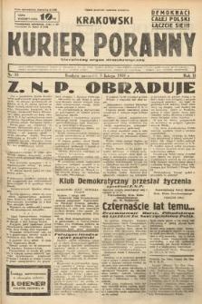 Krakowski Kurier Poranny : niezależny organ demokratyczny. 1938, nr33